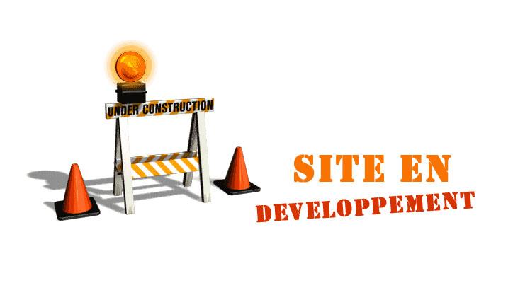 Site en construction...